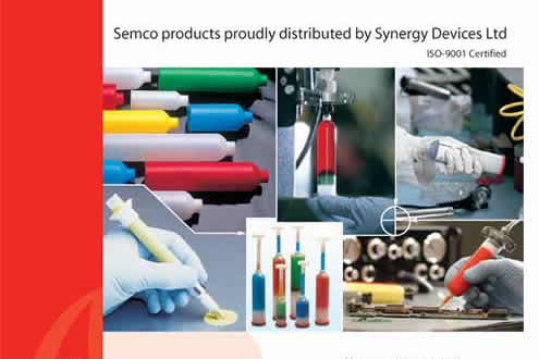 Semco products proudly distributed by Synergy Devices - PDF file
