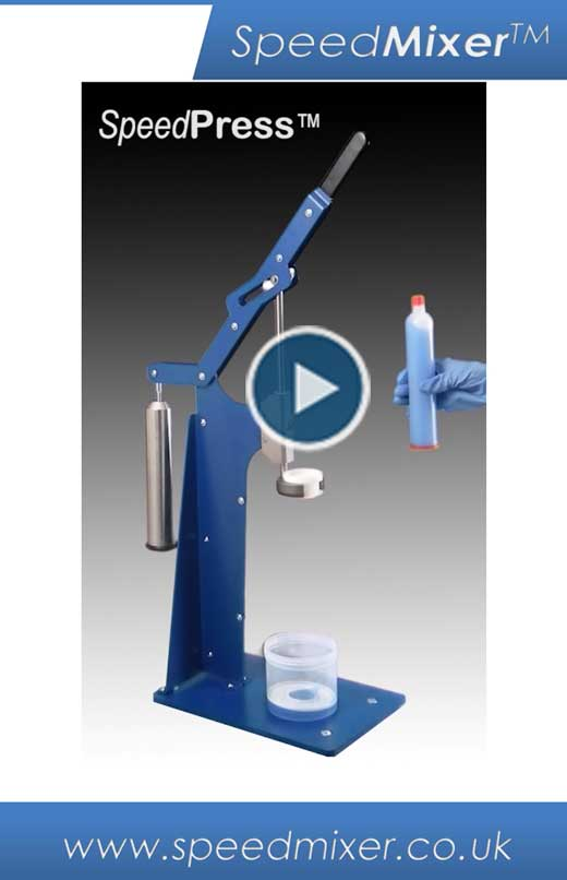 SpeedPress™ Video - Dispensing Equipment